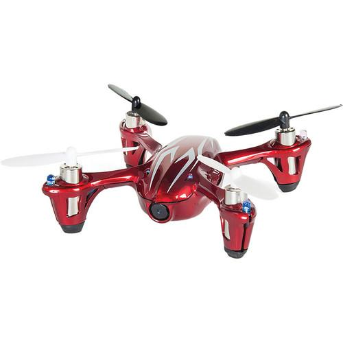 HUBSAN X4 H107C-HD Quadcopter with Spare Battery, Props and