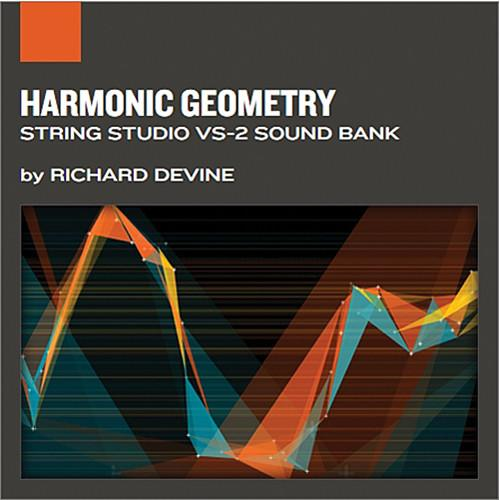 ILIO Harmonic Geometry - Sound Bank for String Studio AA-HGEO