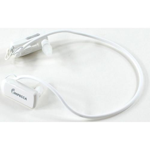 Impecca 8GB Wire-Free Sport MP3 Player (White) MPWH82W
