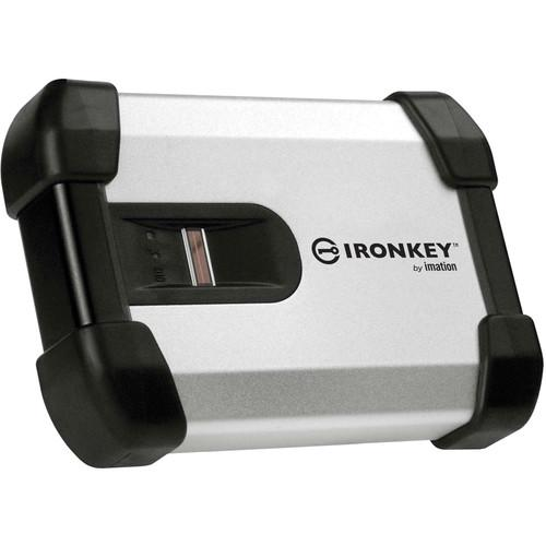 IronKey 320GB H200 External Biometric Hard MXCA1B320G4001FIPS