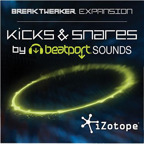 iZotope Kicks and Snares by Beatport Sounds - KICKS AND SNARES