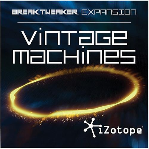 iZotope Vintage Machines - Expansion Library VINTAGE MACHINES