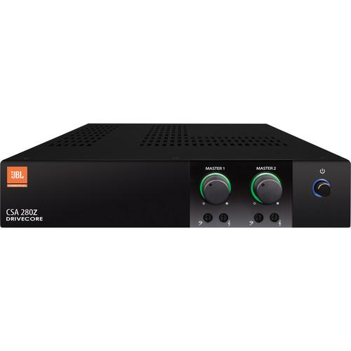 JBL  CSA 280Z Audio Amplifier (2x 80W) CSA280Z