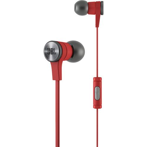 JBL Synchros E10 - In-Ear Headphones (Red) E10RED