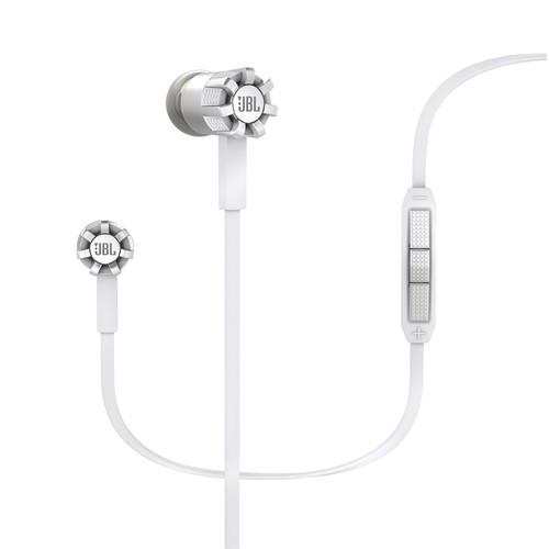 JBL Synchros S200i iOS In-Ear Headphones (Glacier) SYNIE200IWHT