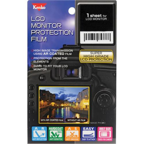 Kenko LCD Monitor Protection Film for the Sony A58 LCD-S-58