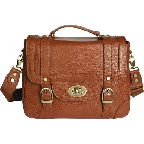 Ketti Handbags The Schoolgirl Camera Bag (Caramel) 2122