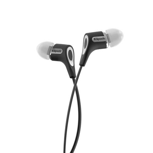 Klipsch  R6 In-Ear Headphones (Black) 1060395