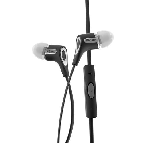 Klipsch  R6i In-Ear Headphones (Black) 1060400