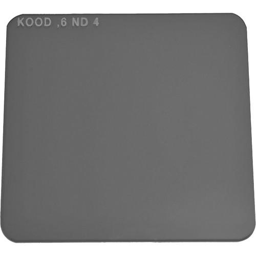 Kood A Series Neutral Density 0.6 Filter (2-Stop) FAND4