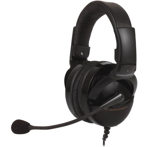 Koss HQ2 Gaming Vibration Headphones with Noise-Canceling 159419