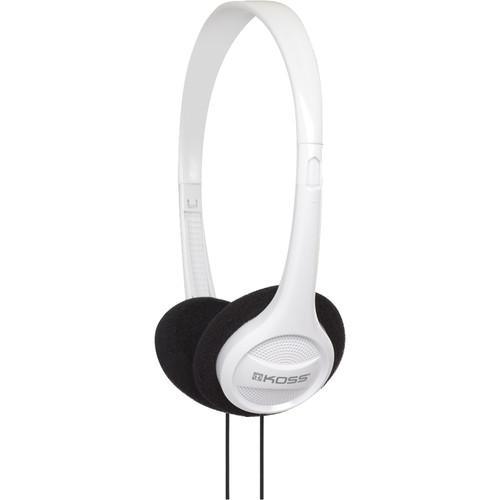 Koss  KPH7 On-Ear Headphones (White) 187337