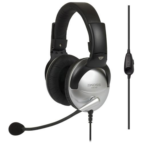 Koss  SB49 Full Size Communication Headset 186008