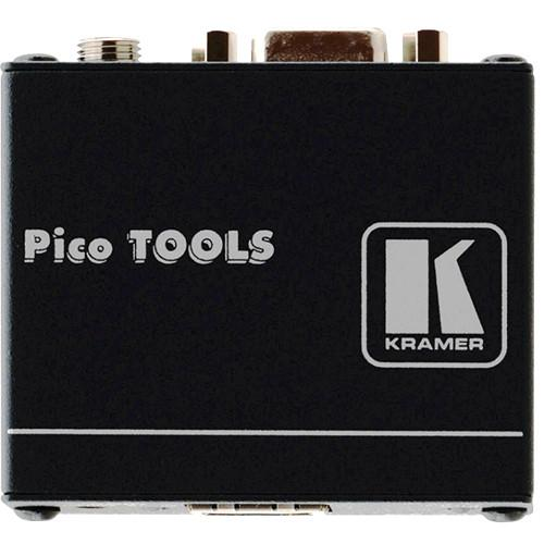 Kramer PT-110XL Pico Tools Computer Graphics Video over PT-110XL