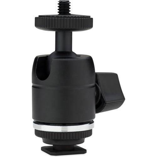 Kupo Mini Ball Head with Hot Shoe Adapter KG010011
