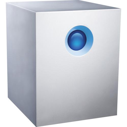 LaCie 10TB 5big Thunderbolt 2 Series 5-Bay RAID 9000510U
