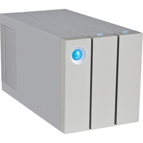 LaCie 12TB 2big Thunderbolt 2 Series 2-Bay RAID 9000473U