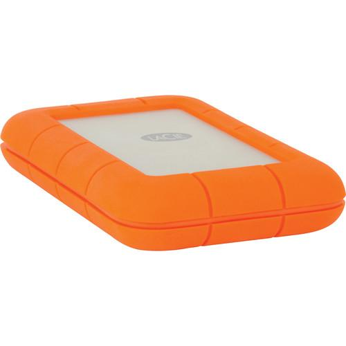 LaCie 1TB Rugged Thunderbolt External Hard Drive 9000488