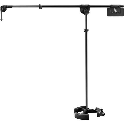 LATCH LAKE micKing 2200 Boom Microphone Stand (Black) MK2200BK
