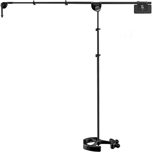 LATCH LAKE micKing 3300 Boom Microphone Stand (Black) MK3300BK