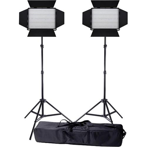 Ledgo Pro Series LED Daylight 1200 2-Light Kit LG1200S2