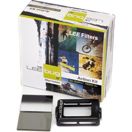 LEE Filters Bug 3  Action Kit for GoPro HERO3 /HERO4 BUG3PAK