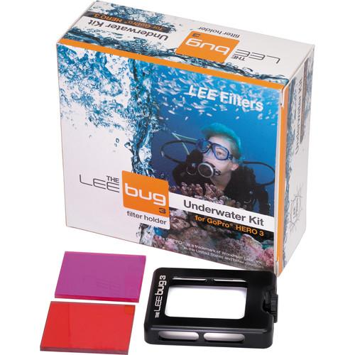 LEE Filters Bug 3 Underwater Kit for GoPro HERO3 BUG3UK