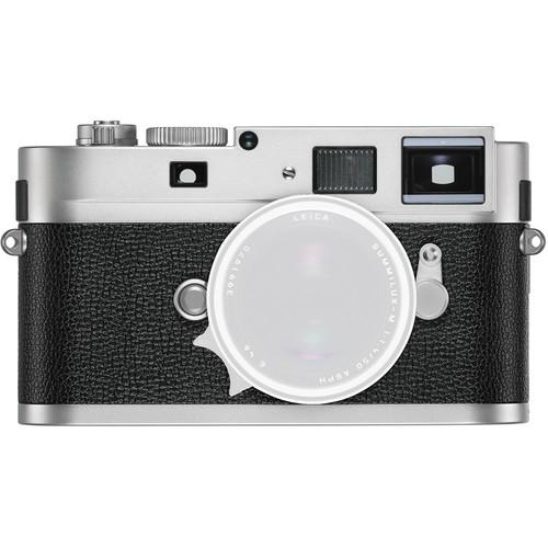 Leica  M Monochrom Digital Camera (Silver) 10787