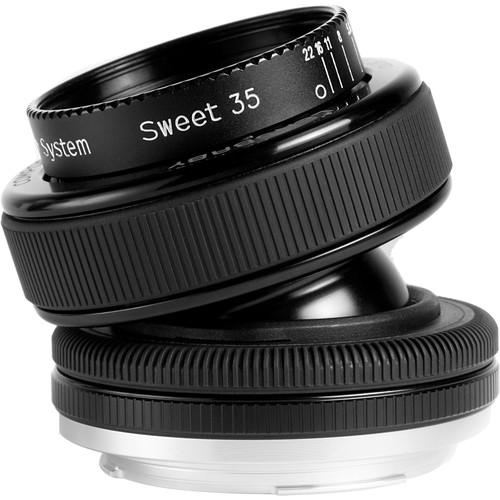 Lensbaby Composer Pro with Sweet 35 Optic for Sony E LBCP35X