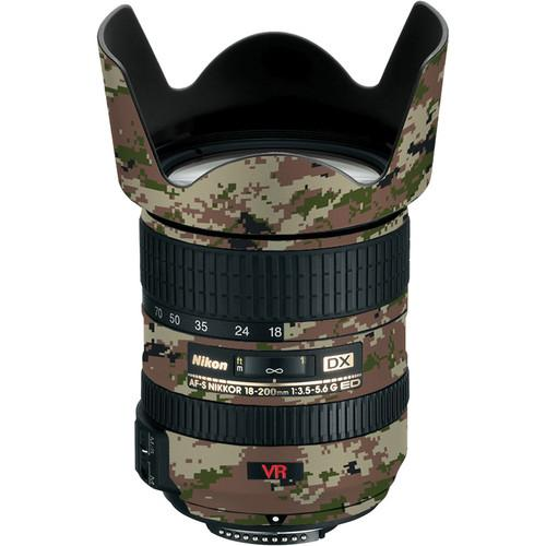 LensSkins Lens Skin for the Nikon 18-200mm LS-N18200V2PCA