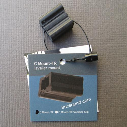 LMC Sound C Mount-TR for Tram TR50, Sonotrim and Oscar CMT-TR-BK