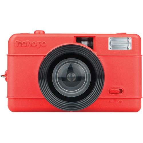 Lomography Fisheye One 35mm Camera (Red) FCP100RED