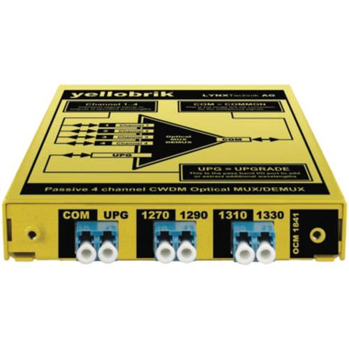 Lynx Technik AG yellobrik OCM 1842 4-Channel CWDM O CM 1842