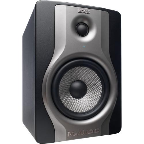 M-Audio BX5 Carbon Monitor - Two-Way Studio Monitor BX5CARBONXUS