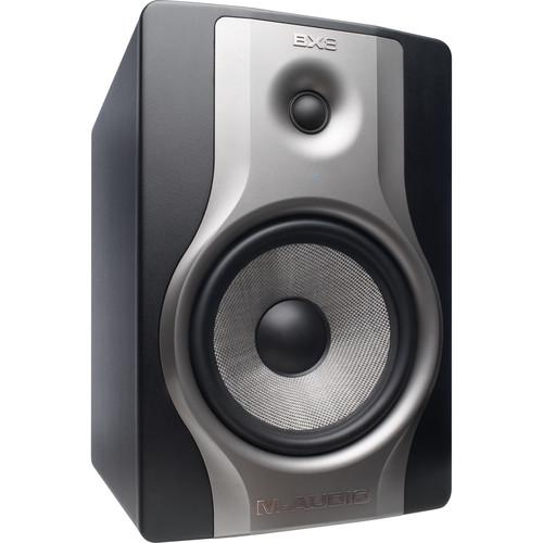 M-Audio BX8 Carbon Monitor - Two-Way Studio Monitor BX8CARBONXUS