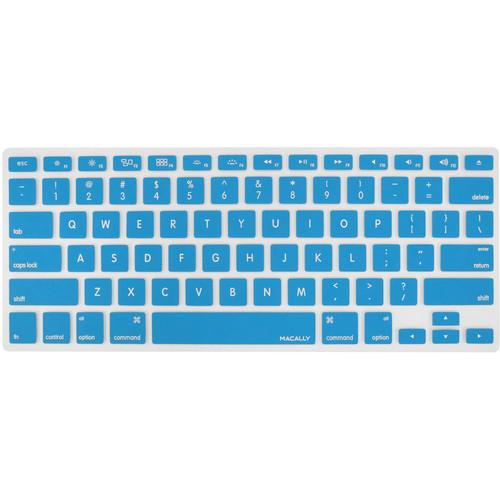 Macally Protective Cover for Select Apple Keyboards KBGUARDBL