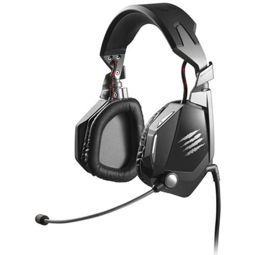 Mad Catz F.R.E.Q. 5 Stereo Gaming Headset MCB434030002/02/1