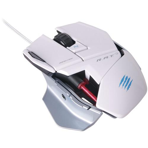 Mad Catz R.A.T. 3 Gaming Mouse for PC and Mac MCB437030001/04/1