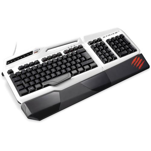 Mad Catz S.T.R.I.K.E. 3 Gaming Keyboard for PC MCB43112N001/04/1