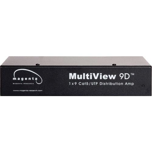 Magenta Voyager MultiView 9D Cat5/UTP 1 x 9 221R1029-01