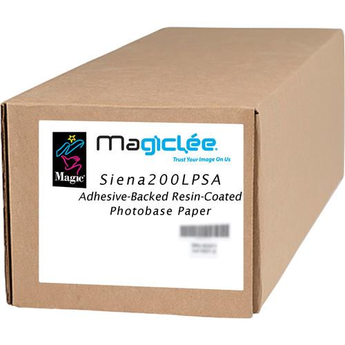 Magiclee Siena 200L Luster Photobase Paper with Adhesive 66200