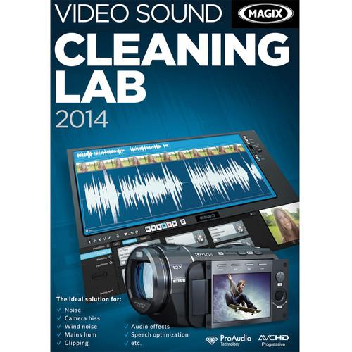 MAGIX Entertainment Video Sound Cleaning Lab 2014 RESMID014929
