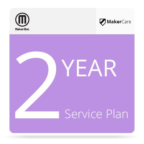 MakerBot 2-Year MakerCare Service Plan for MakerBot MP06582