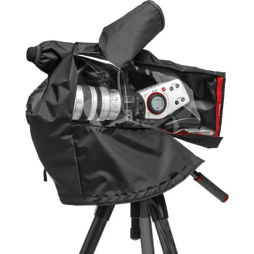 Manfrotto RC-12 Pro Light Video Camera Raincover MB PL-CRC-12