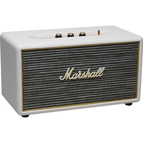 Marshall Audio Stanmore Bluetooth Speaker System (Cream) 4090839