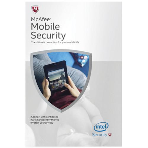 McAfee Mobile Security Suite 2015 (Download) MMS15E001RKA