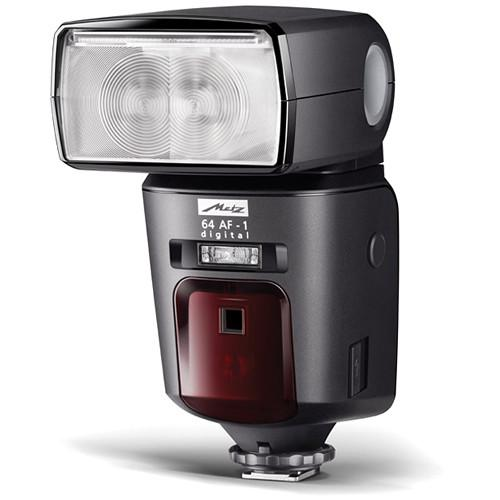 Metz mecablitz 64 AF-1 digital Flash for Nikon Cameras MZ 64314N