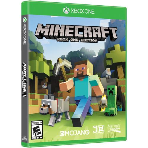 Microsoft  Minecraft Xbox One Edition 44Z-00001