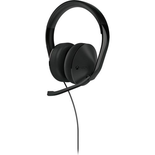 Microsoft Xbox One Stereo Headset (Black) S4V-00005