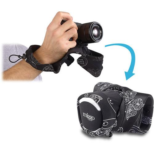 miggo Grip and Wrap for Mirrorless and Compact MW GW-CSC RW 30